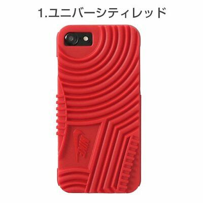 NEW iPhone 7 case cover NIKE AIR FORCE 1 sole collection red from Japan | eBay