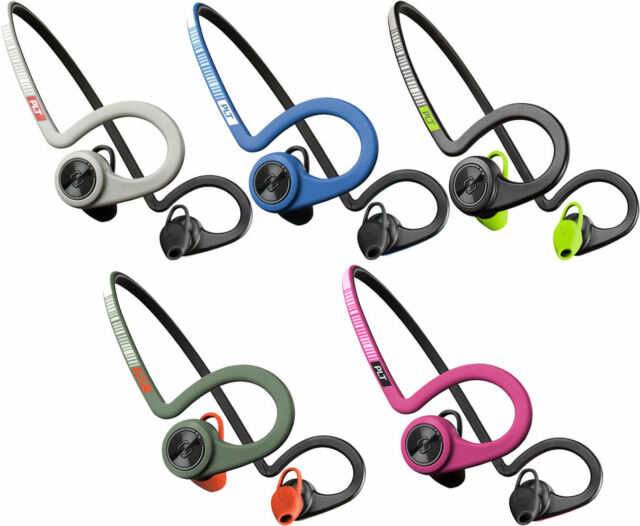 factory outlet get cheap release info on Plantronics Backbeat Fit Bluetooth Wireless Neckband Headphones ...