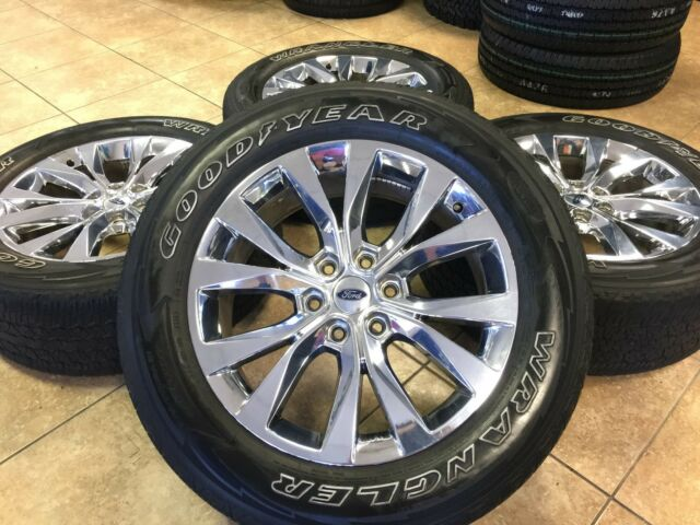 Ford F150 Factory Rims For Sale >> 20 Ford F150 F 150 King Ranch Oem Factory Rims Wheels Tires Pvd