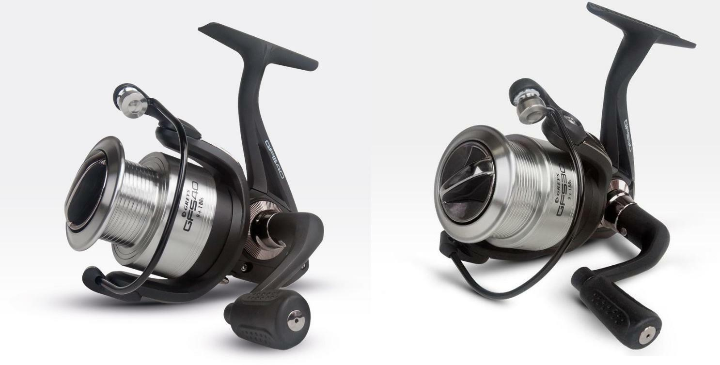 graus Prodigy GFS Fixed Spool Reel Rolle Matchbrolle Spinrolle Feederrole NEU
