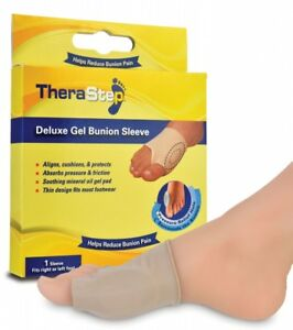TheraStep-Gel-Bunion-Sleeve-for-bunion-pain-relief