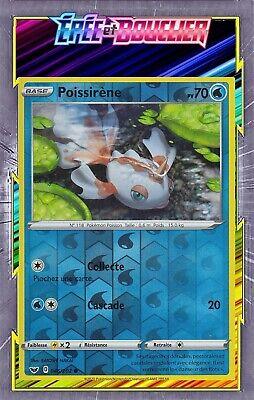 Carte Pokemon POISSIRENE 046//202 REVERSE Epée et Bouclier 1 EB01 FR NEUF