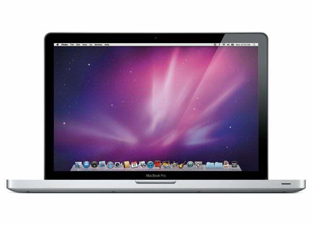 "macbook: Apple MacBook Pro 15"" Core i5 2.4 GHz 8GB 256 GB SSD 2010 B Grade"