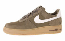 2008 Nike Air Force 1 Low Supreme WP SZ 9.5M Olive Khaki Wht Gum Brwn 333884 211