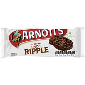 Arnott's Chocolate Ripple Biscuits 250g