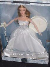 ♥ NRFB Top MILLENIUM wedding 1999 BRIDAL COLLECTION BARBIE matrimonio sposa RAR
