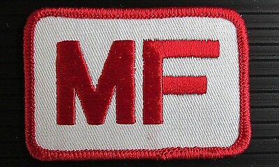 30 NEW!! Massey Ferguson Vintage Patches