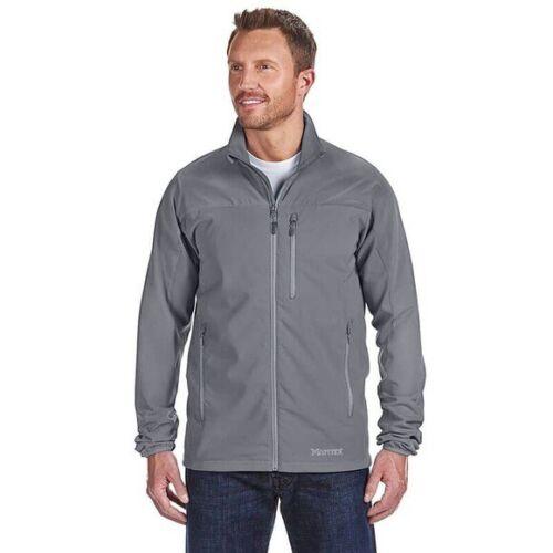 Marmot Men's Gray Tempo Jacket