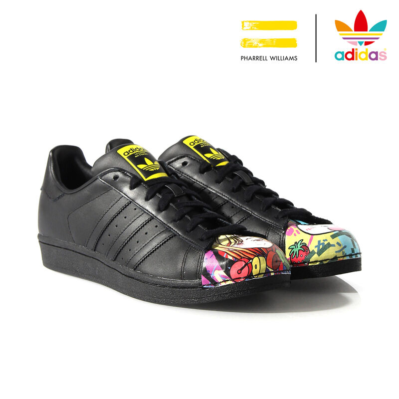 Adidas originals superstar pharrell by pharrell william ref s83358
