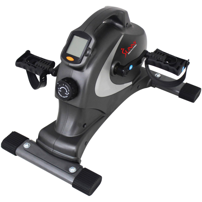 Exercise Bike Portable: Sunny Health Fitness Mini EXERCISE BIKE,Portable Magnetic