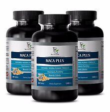 Tribulus terrestris extract MACA PLUS ORGANIC COMPLEX 1300 mg  Antidepressant 3B
