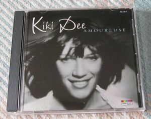 Kiki-Dee-Amoureuse-Scarce-Mint-Cd-Album