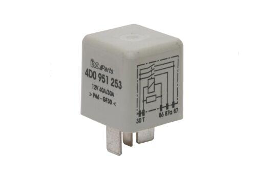 4D0 951 253 *Audi Volkswagen Fuel Pump Relay