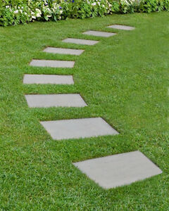 Bon Image Is Loading Garden Boards 4 Rock Design Slabs Landscape Paths