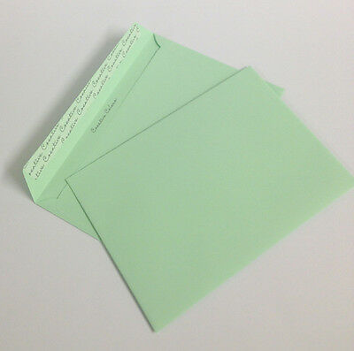 QUALITY 120GSM COLOURED C5 ENVELOPES / PASTEL SHADES  / FREE 1ST CLASS POST
