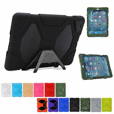 Heavy Duty Tradesman Tough Cover Case for iPad Air iPad 5