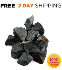 1LB HEMATITE Crystal Stones Rough Raw Black LARGE 100% Natural Healing Yoga LOT