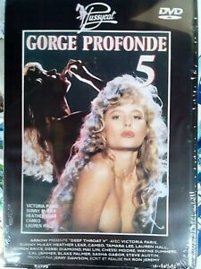DVD-GORGE-5-avec-Victoria-PARIS-Heather-LEAR-CAMEO-HALL-Neuf-Collection-Pussycat
