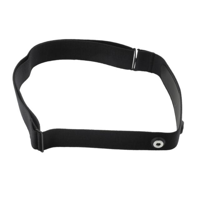 Soft Heart Rate Monitor Sensor Strap Chest belt for Polar Wahoo GARMIN 35-50 WG