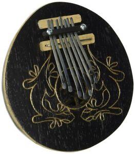 Kalimba Coconut Thumb Piano - Ebonized Lizard