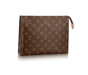 98f5208a18b Details about Authentic Louis Vuitton Toiletry Pouch 26 (skip the waiting  list)