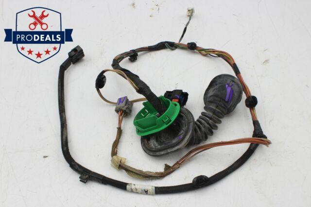2005-2007 jeep grand cherokee headlight wiring harness plug 5143153aa right  left for sale online | ebay  ebay