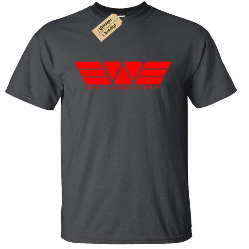 Weyland Yutani Corp Inspired by Alien T-Shirt Mens