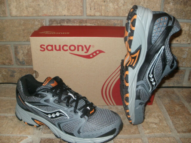 477f0c19ff New Saucony Grid Marauder Runnng Shoe/Choose  Silver-Black-Red//Gray-Black-Orange