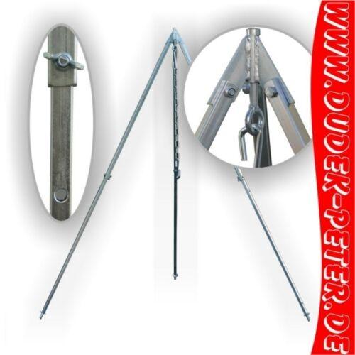 Dreibein für Gulaschkessel ! 1,60 m Höhe