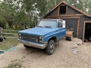 1984 Chevrolet C/K 3500 custom