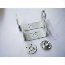 Robot servo spare parts: Metal U holder + round servo mount Bracket F03711