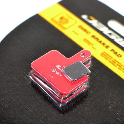 Jagwire Sport Organic Disc Brake Pads for Shimano Deore T615 M525 M515 M515-LA