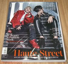 W BIGBANG T.O.P TOP TAEYANG COVER KOREA MAGAZINE 2014 NOV NOVEMBER NEW