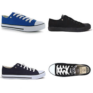 06f866dca66b0 Dunlop Canvas Shoes NEW Size 6 7 8 9 10 11 12 13 14 15 Plimsolls ...