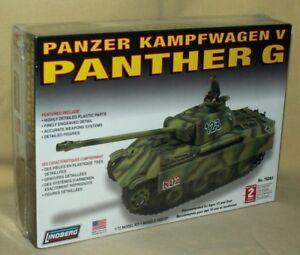 PANZER-MODEL-PANTHER-G-KAMPFWAGEN-V-LINDBERG-76083-1-72-GERMAN-TANK-2007-USA