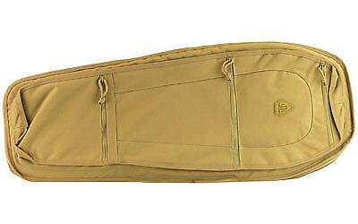 NEW  UTG SLING PK 34  MULTI  GUN CASE FDE PVC-PSP34S  best sale