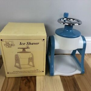Pampered Chef Ice Shaver + Box Retired Product Missing ...  Pampered