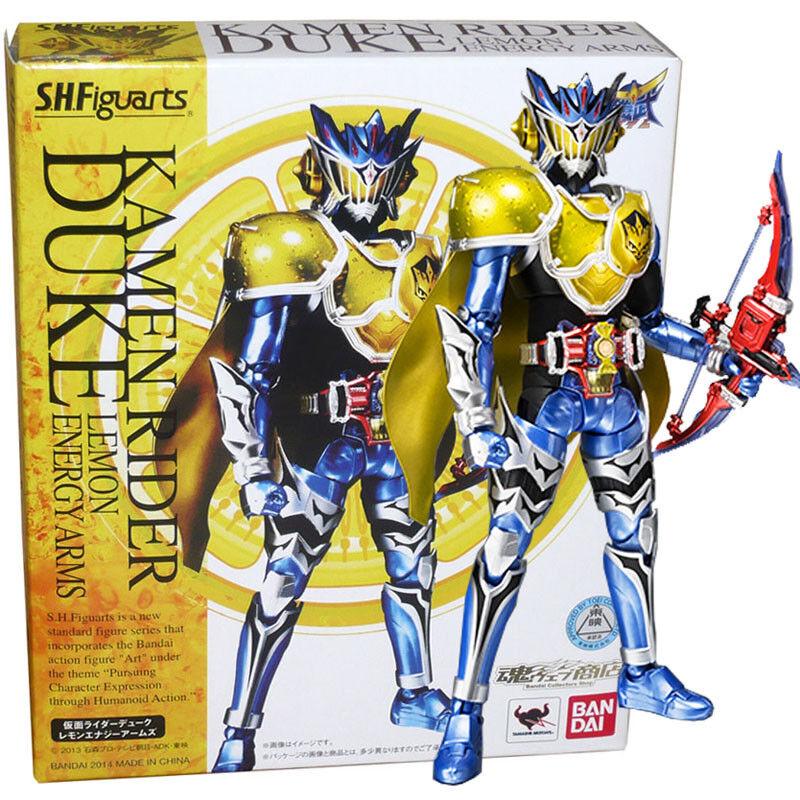 Con precio barato para obtener la mejor marca. Tamashii Limitada S.H. S.H. S.H. Figuarts Masked Rider Kamen Rider Duque brazos de energía de Limón  muy popular
