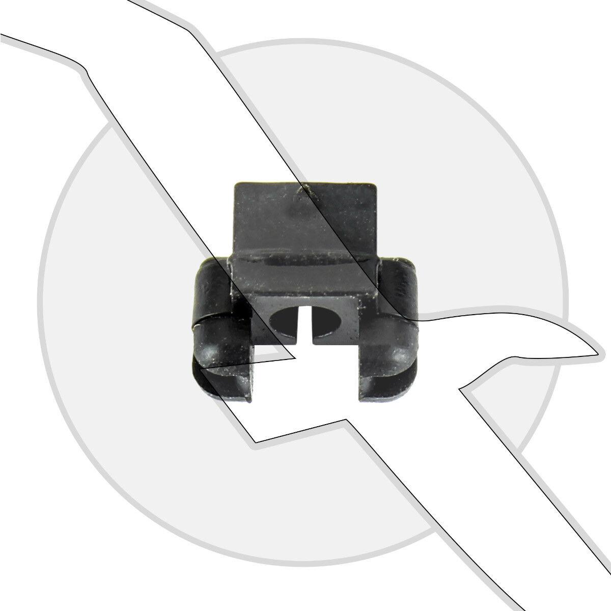New Mercury Quicksilver Plastic Grommet 25-33666 //1 each