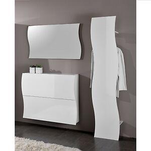 Entrata moderna Goccia plus, mobili per ingresso,scarpiera,specchio ...