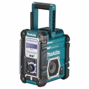 Makita-Akku-Baustellenradio-DMR112-ohne-Akku-ohne-Ladegeraet