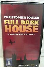 Full Dark House by Christopher Fowler: Unabridged Cassette Audiobook (AA5)