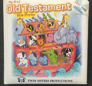 Details about Childrens Bible Stories Music CD Twin Sisters Productions My  First Old Testament