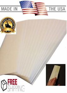 """Golf Club Grip Tape Strips Double Sided 2""""x 10"""" Premium Easy Peel Made in USA"""