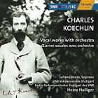 Koechlin: Vocal works with orchestra (CD, Aug-2005, 2 Discs, Haenssler)