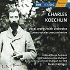 Koechlin: Vocal works with orchestra (CD, Aug-2005, 2 Discs, Haenssler)