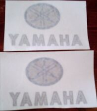 YAMAHA TZ125 TZ250 TZ350 TZ500 TZ700 TZ750 Fuel TANK DECALS Brand New