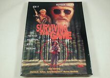 Surviving the Game DVD RARE OUT OF PRINT VERSION Ice-T, Rutger Hauer