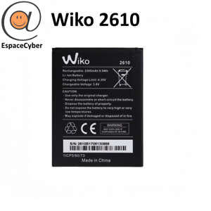 Batterie-Wiko-2610-Tommy-3-2500-mAh