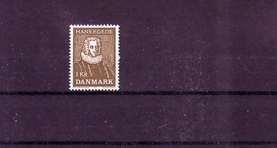 europa:10550 Duftendes Aroma Süß GehäRtet Dänemark Michelnummer 511 Postfrisch